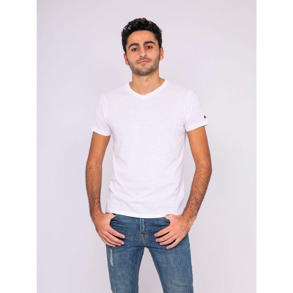 T-shirt Col V Pur Coton Organique Wetherby - RITCHIE - Modalova