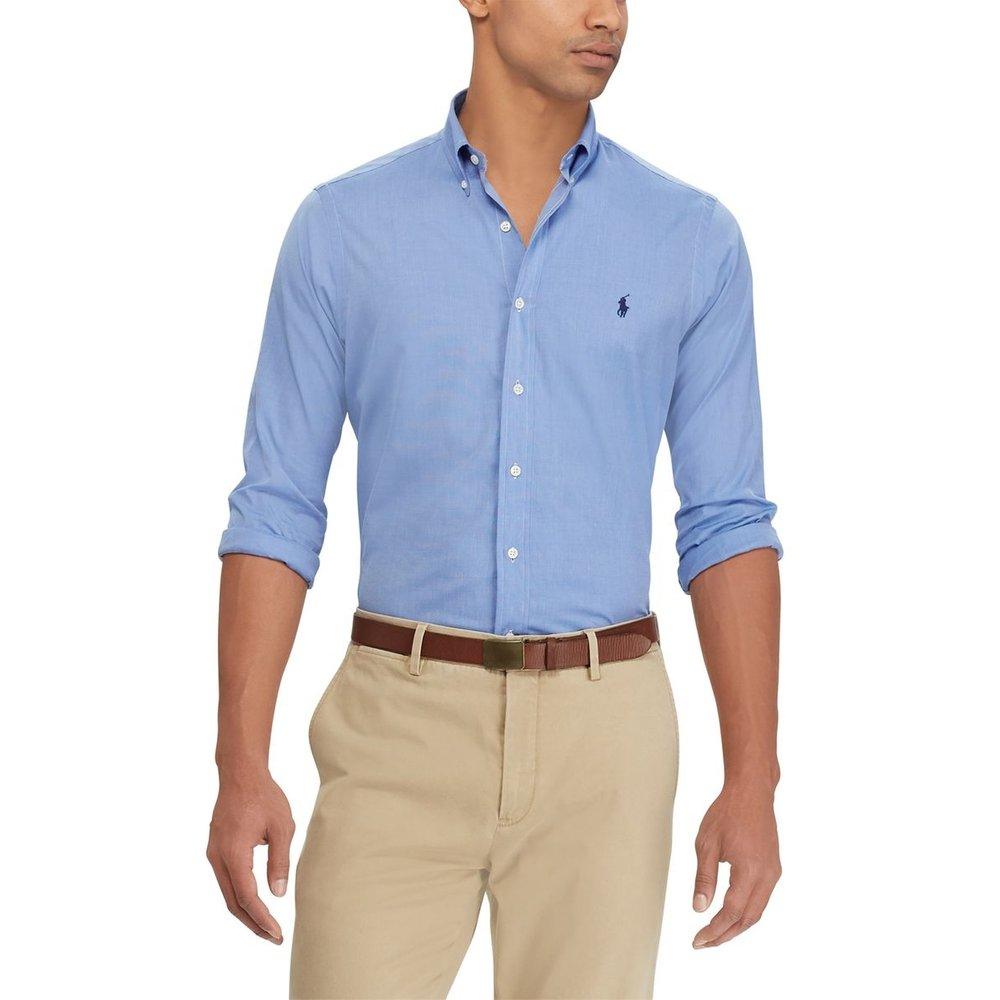 Chemise droite custom fit stretch - Polo Ralph Lauren - Modalova