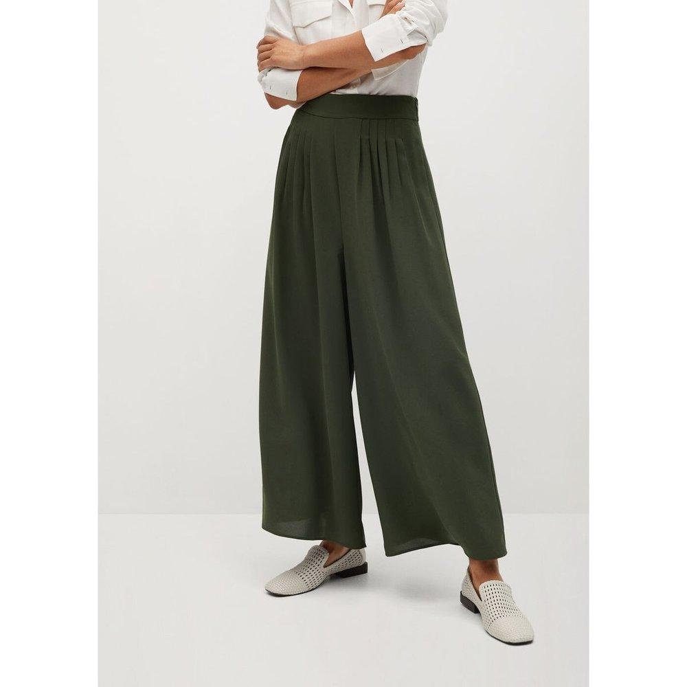 Jupe-culotte plissée - Mango - Modalova