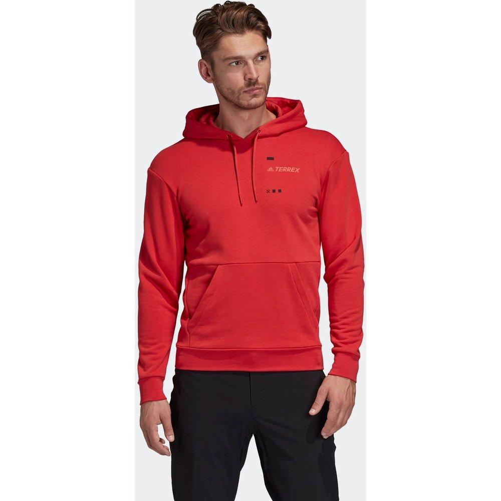 Sweat-shirt à capuche Terrex Logo - adidas performance - Modalova