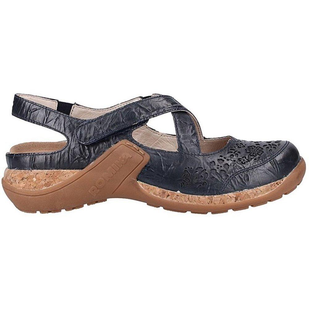 Sandales Cuir - ROMIKA - Modalova