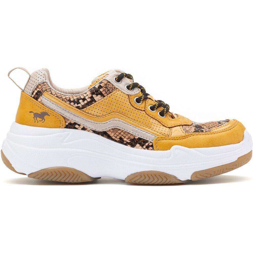 Baskets basses en toile - mustang shoes - Modalova