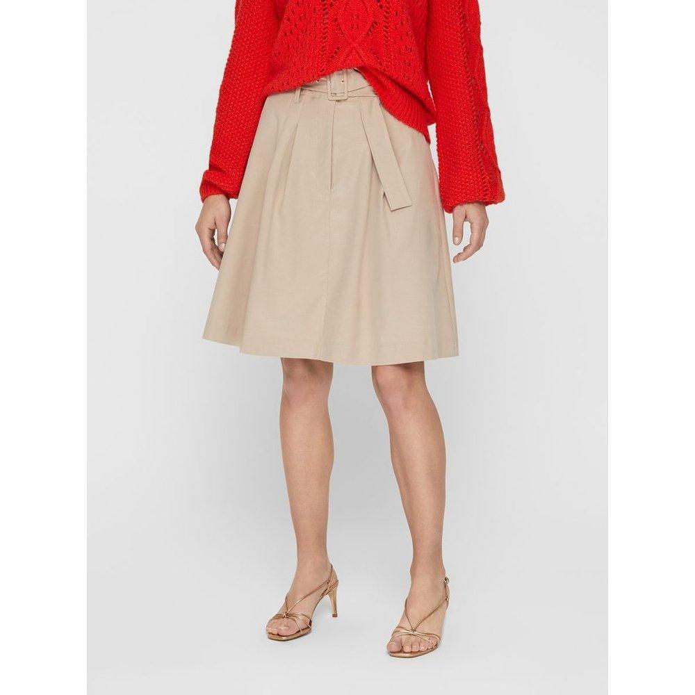 Mini-jupe Taille haute - YAS - Modalova