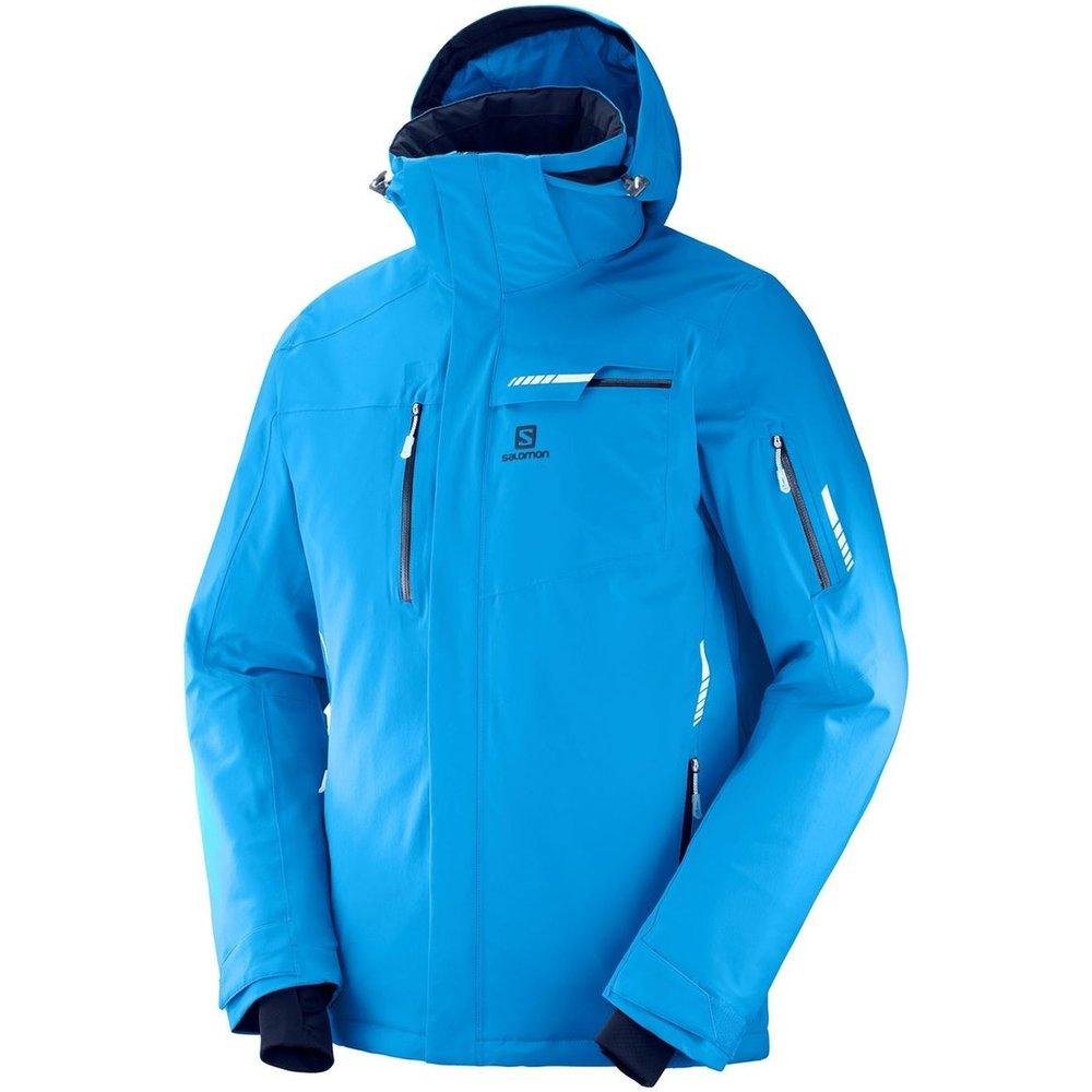 Veste de ski imperméable à capuche - Salomon - Modalova