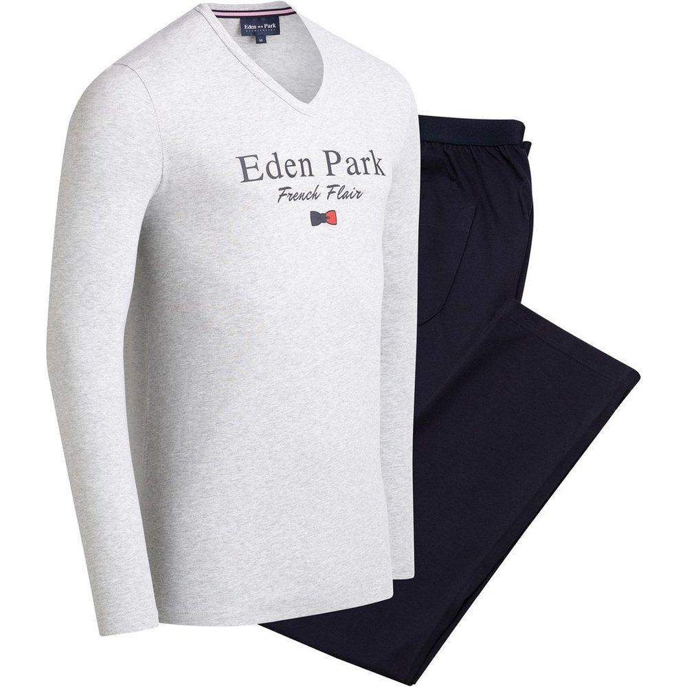 Pyjama col V - EDEN PARK - Modalova