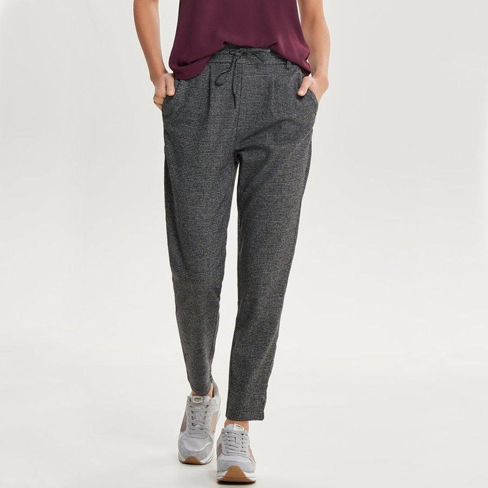 Pantalon droit longueur 34 - Only - Modalova