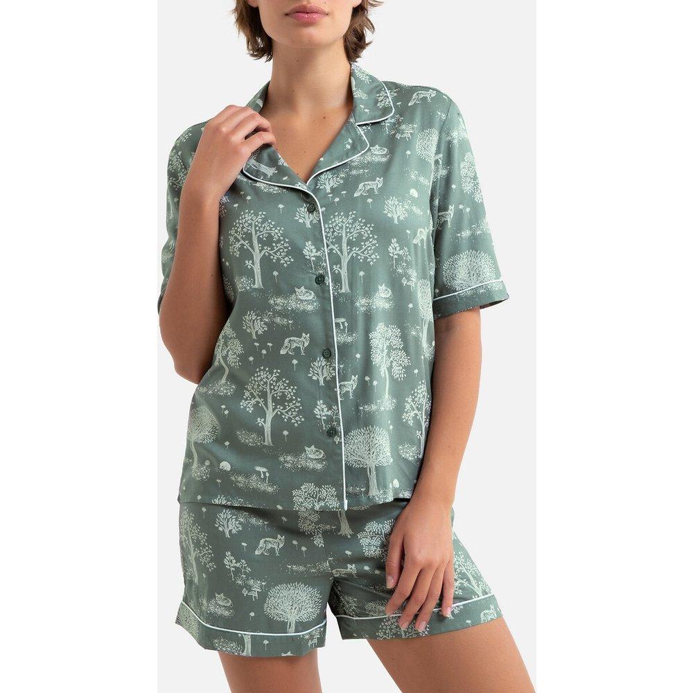 Pyjashort imprimé - LA REDOUTE COLLECTIONS - Modalova