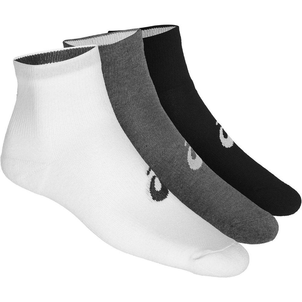 Mi- chaussettes 3 paires - ASICS - Modalova