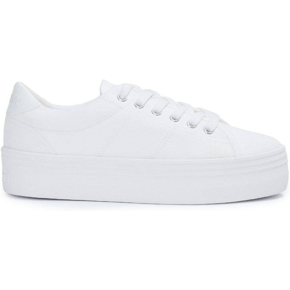 Baskets en toile PLATO M SNEAKER - CANVAS - NO NAME - Modalova
