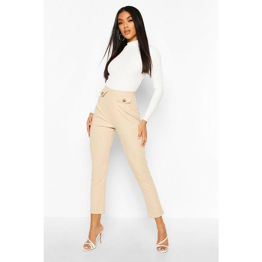Pantalon slim - BOOHOO - Modalova