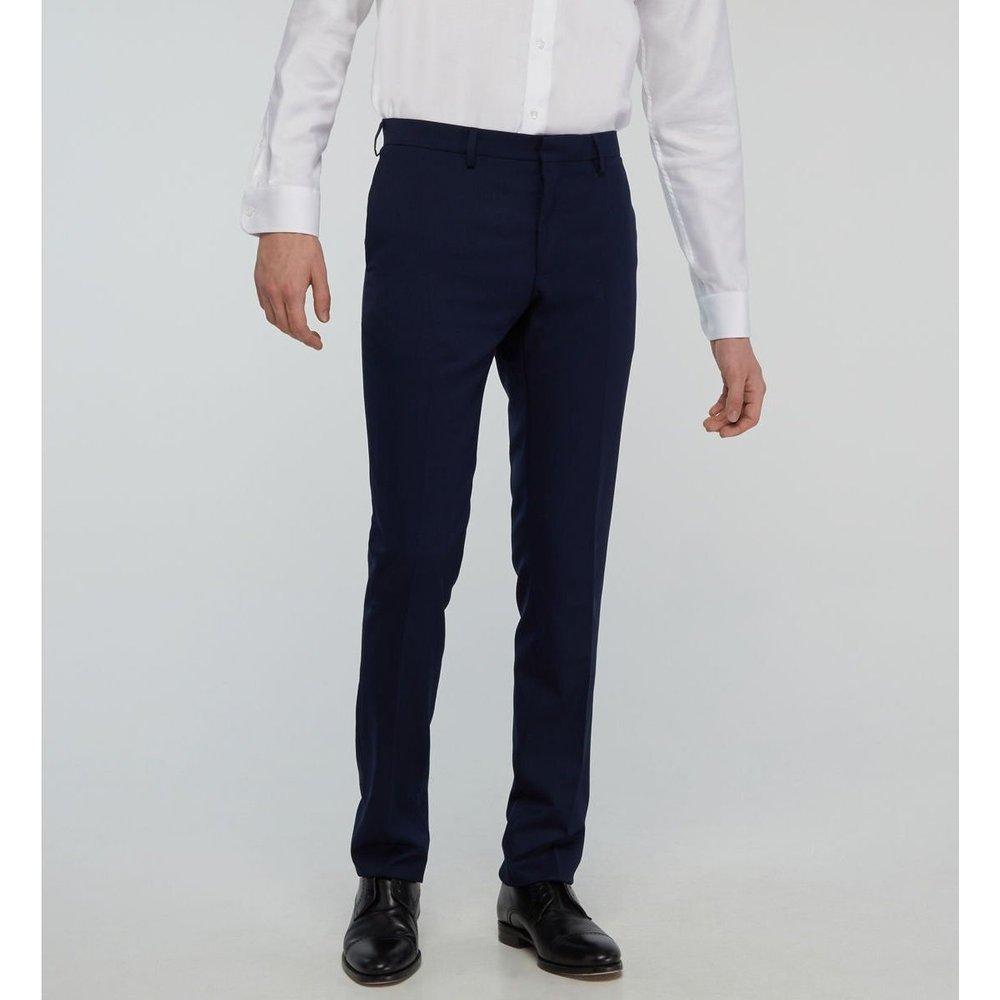 Pantalon De Costume Lravel Slim - GALERIES LAFAYETTE - Modalova