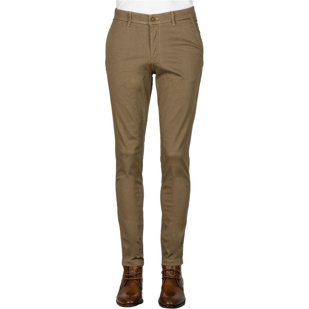 Pantalon coton Marco Bowie - jack & jones - Modalova