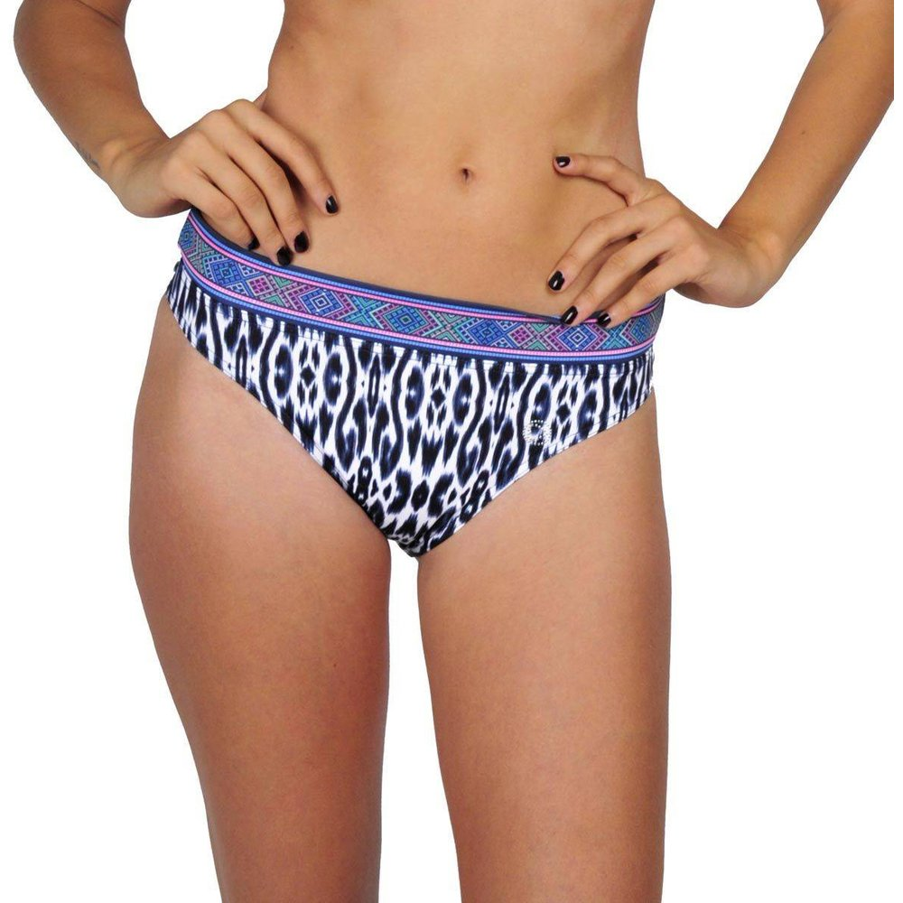 Bas de maillot de bain culotte santorin - Morgan - Modalova
