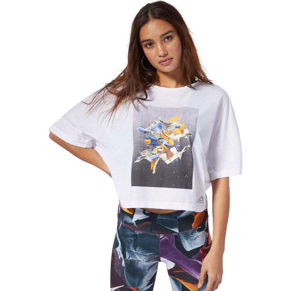 T-shirt de danse - REEBOK SPORT - Modalova