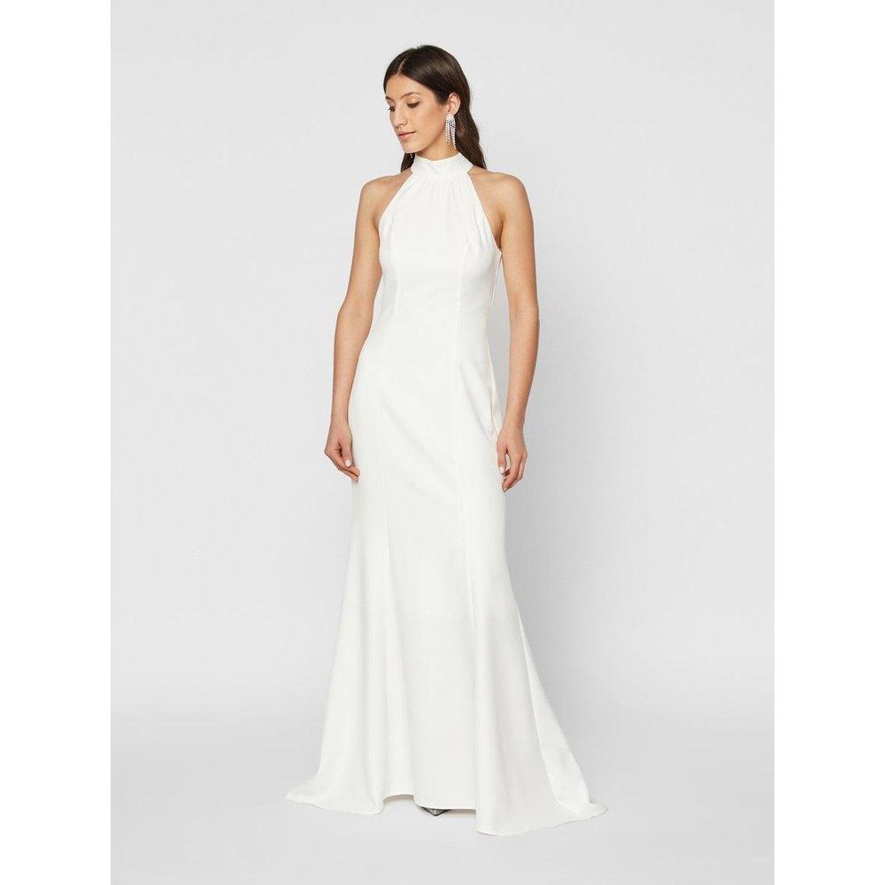 Robe de mariée Dos nu, coupe sirène - YAS - Modalova