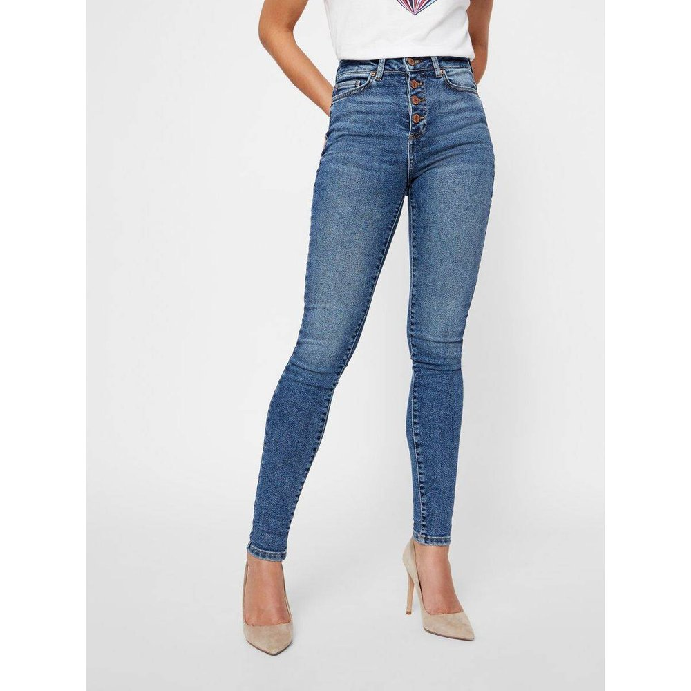 Jean skinny NMCALLIE High Waist - Noisy May - Modalova