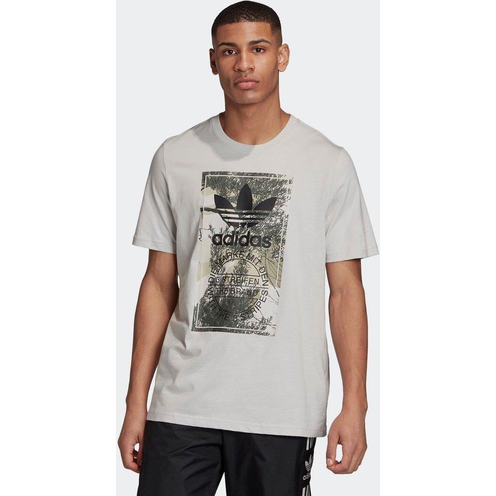T-shirt Camo Tongue - adidas Originals - Modalova