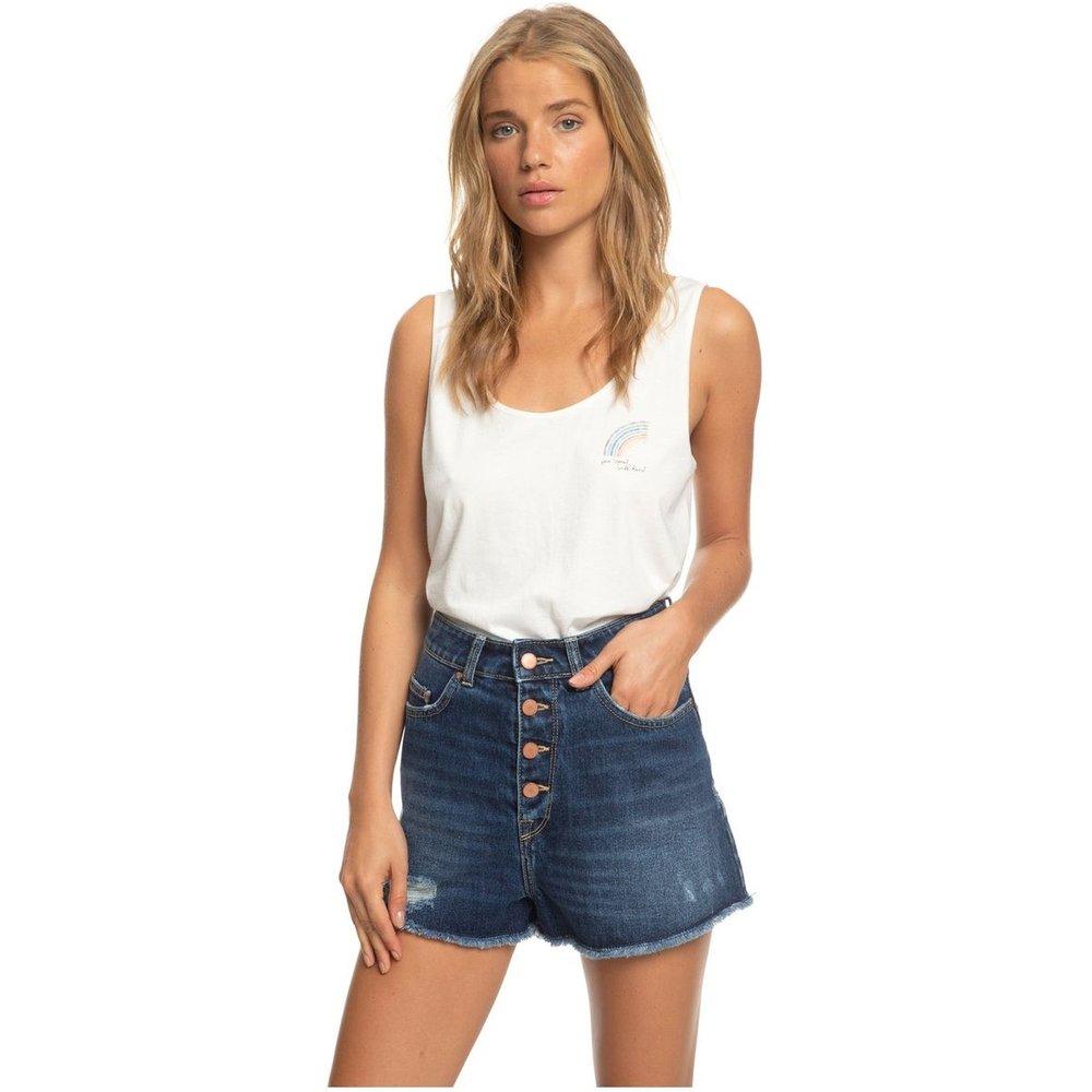 Short taille haute en jean LAGOS CLIFF - Roxy - Modalova