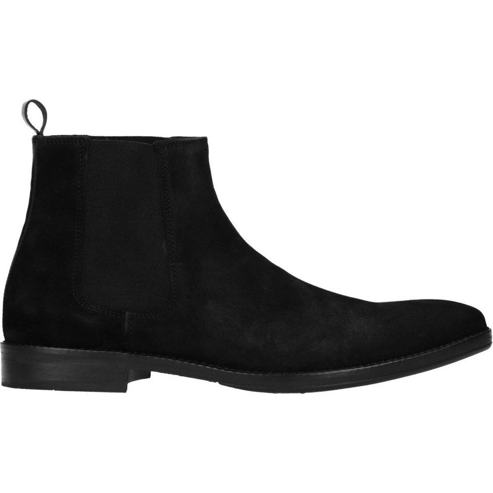 Chelsea boots en daim - SACHA - Modalova