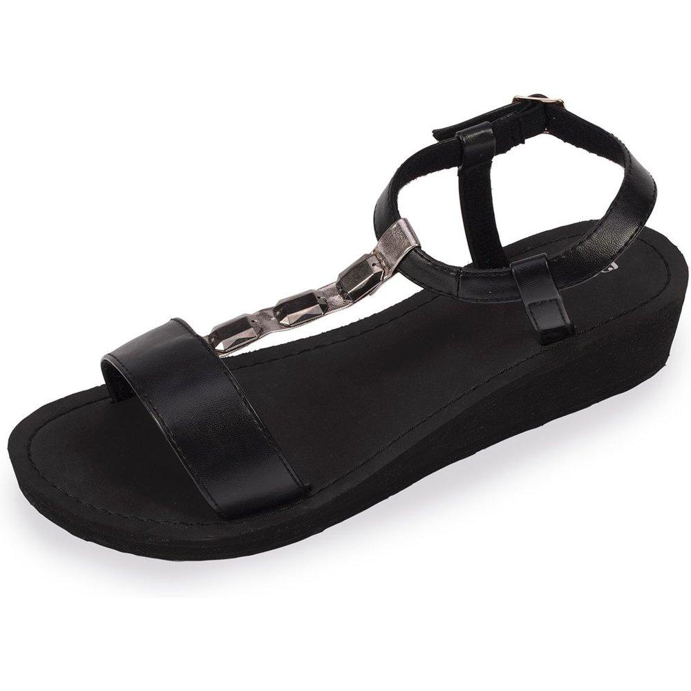 Sandales femme à talon - Isotoner - Modalova