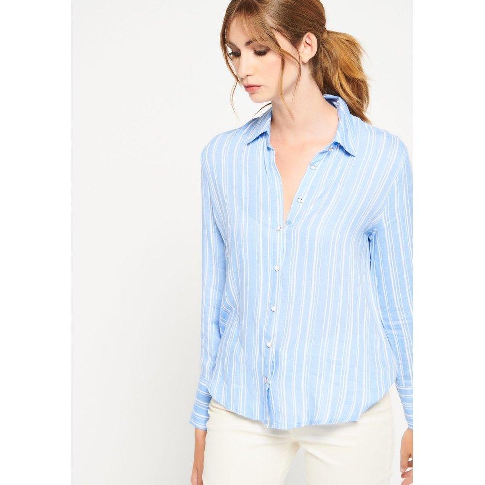 Chemise à rayures - LOLALIZA - Modalova