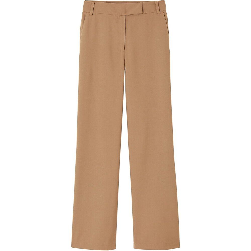 Pantalon flare taille haute - LA REDOUTE COLLECTIONS - Modalova