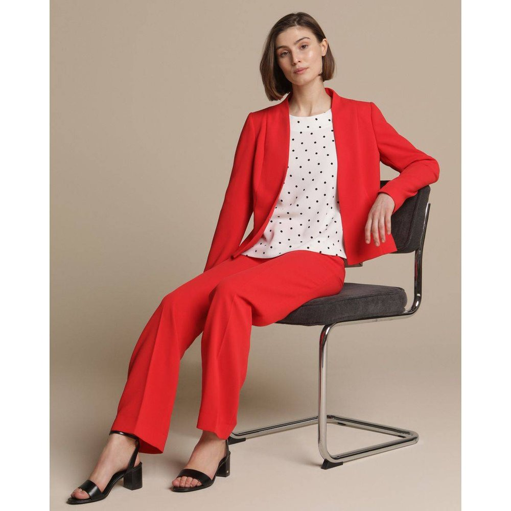 Pantalon droit habillé - WOMAN EL CORTE INGLES - Modalova