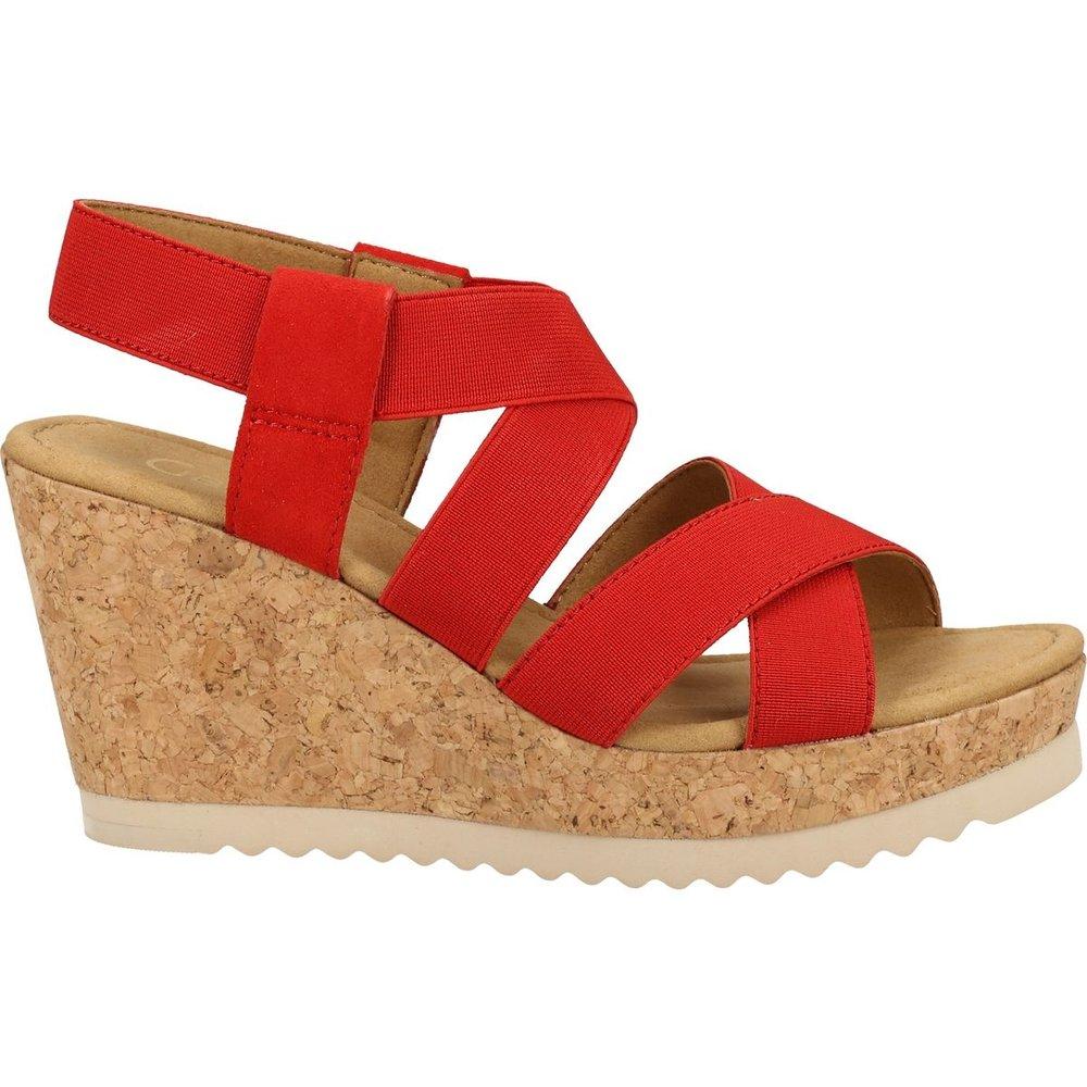 Sandales Cuir/Textile - Gabor - Modalova