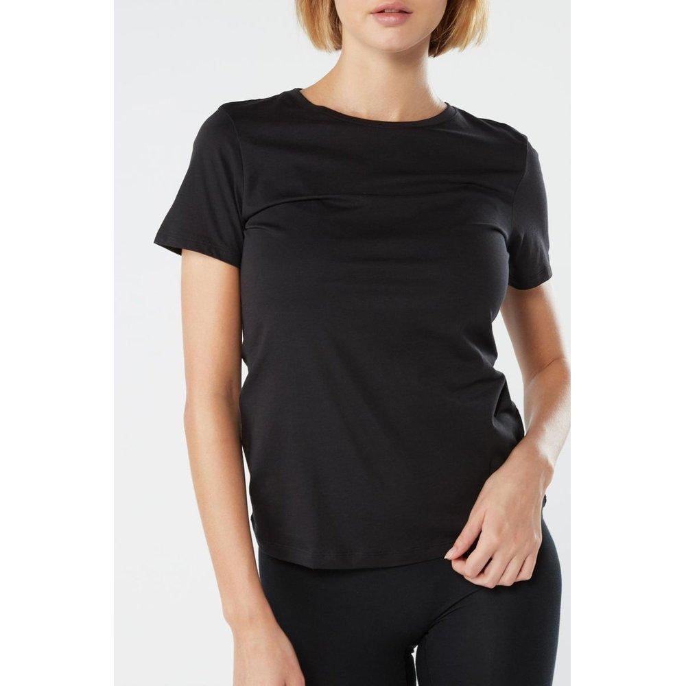 T-Shirt manches courtes en coton supima® ultrafresh - INTIMISSIMI - Modalova
