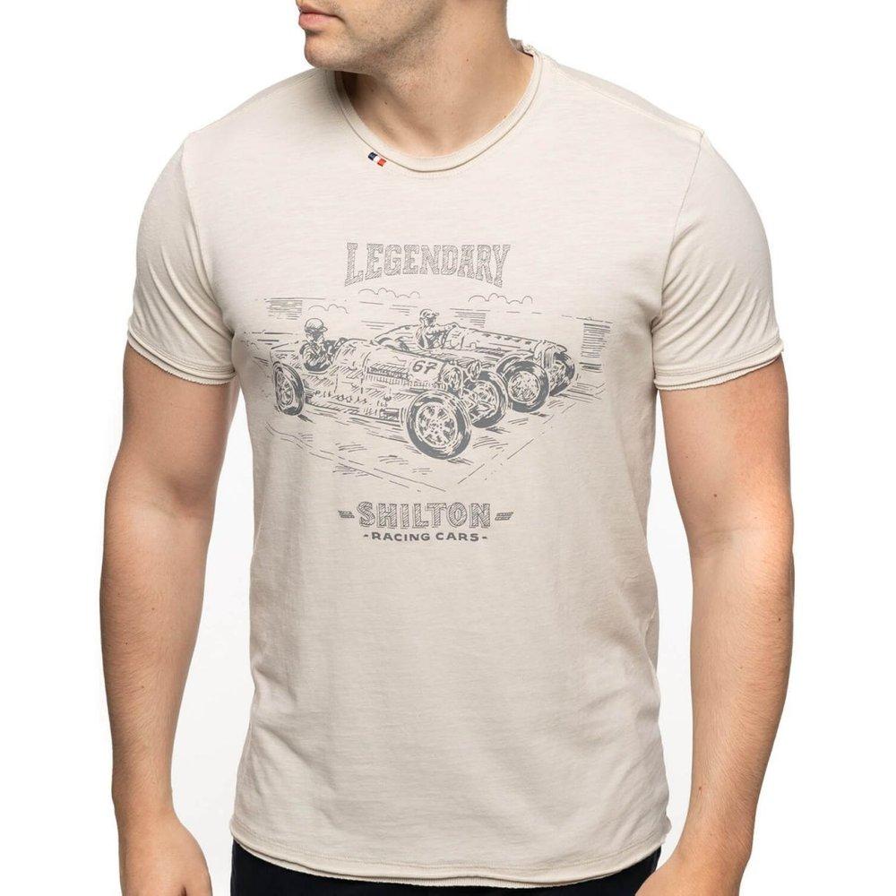 T-shirt col rond legendary CARS - SHILTON - Modalova