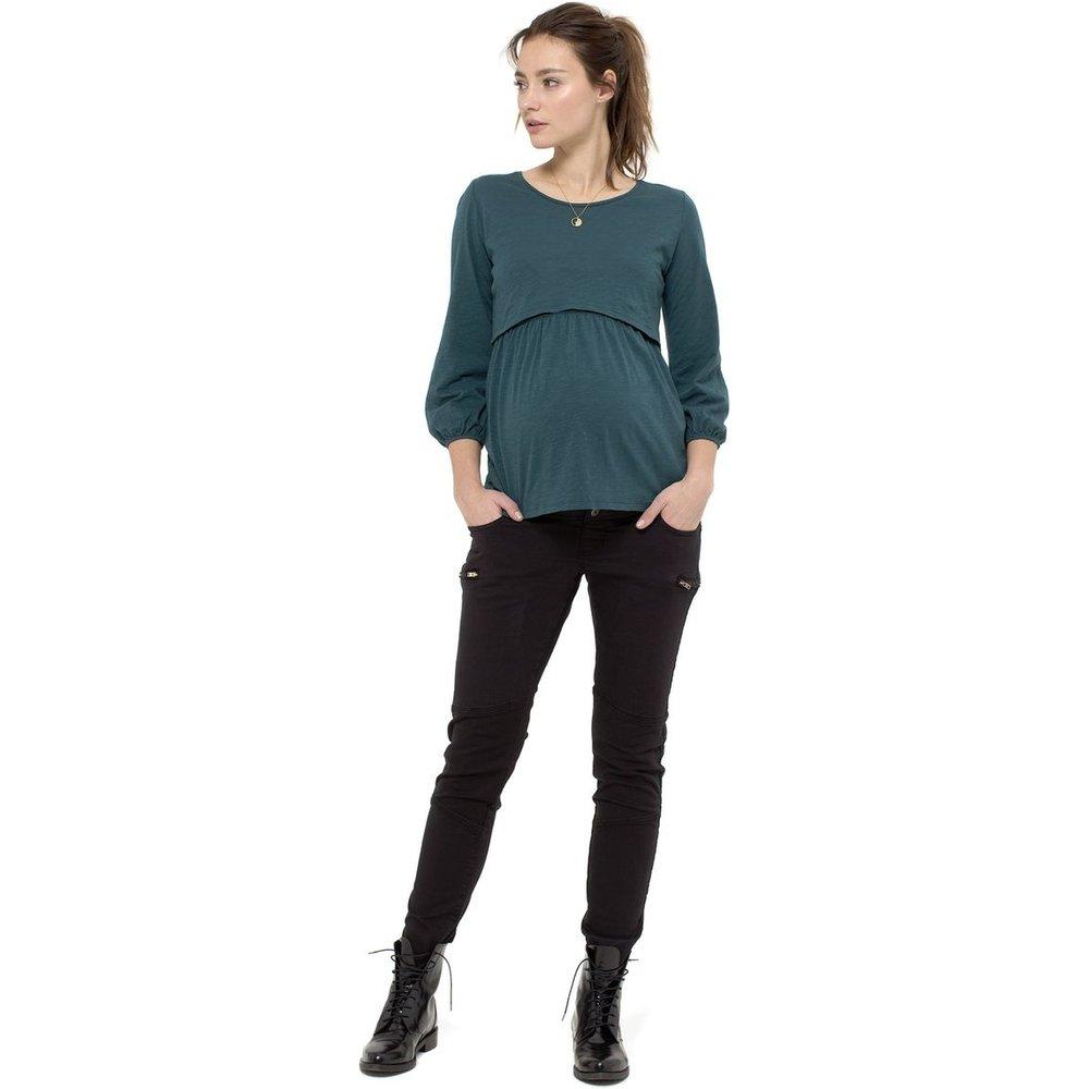Pantalon slim de grossesse - QUEEN MUM - Modalova