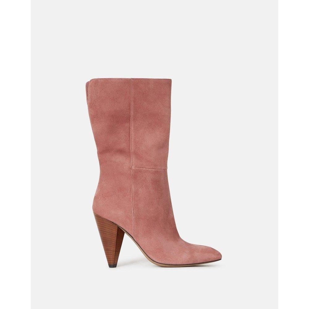 Boots cuir PAOLINA - MINELLI - Modalova