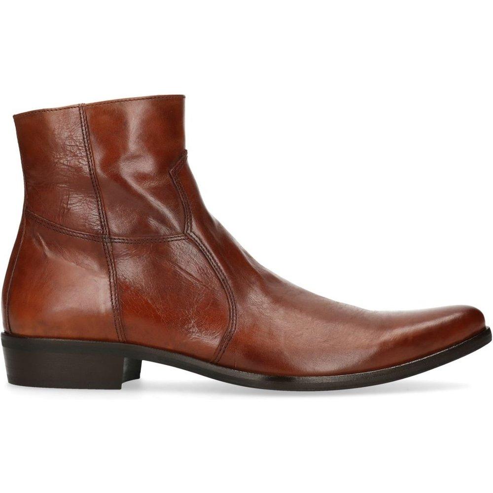 Boots en cuir - SACHA - Modalova