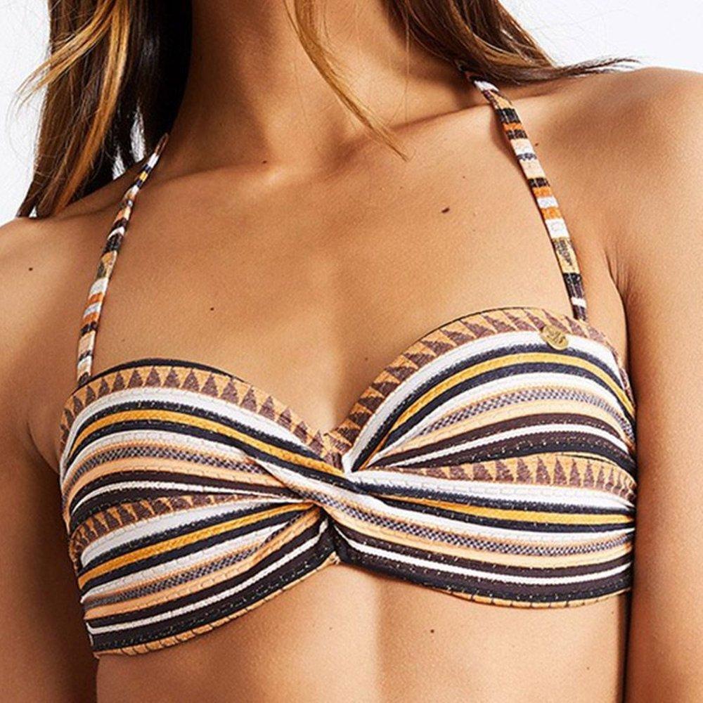 Haut de bikini Bandeau SAKATA MACAPA - banana moon - Modalova