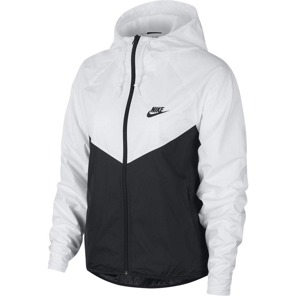 Coupe-vent bicolore Windrunner jacket capuche - Nike - Modalova