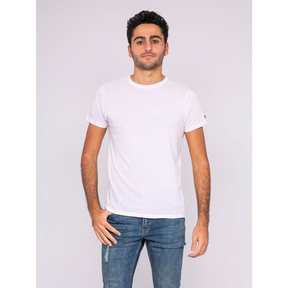 T-shirt Col Rond Pur Coton Organique Wamassou - RITCHIE - Modalova