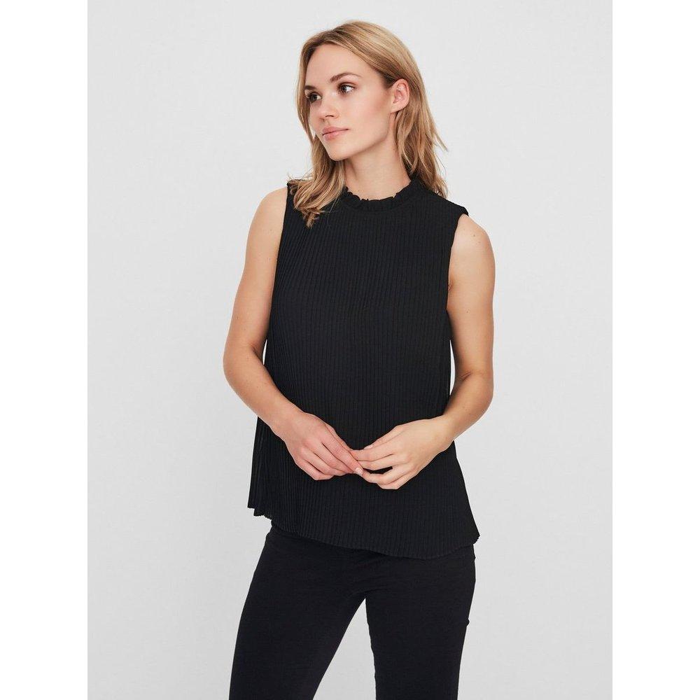 Top Plissé - Vero Moda - Modalova