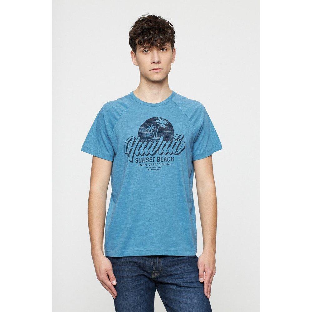 T-shirt léger imprimé - BEST MOUNTAIN - Modalova