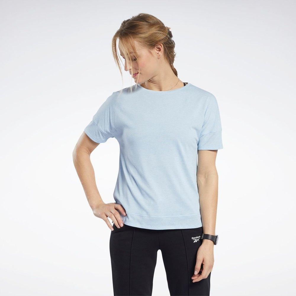 T-shirt ACTIVCHILL+COTTON - REEBOK SPORT - Modalova