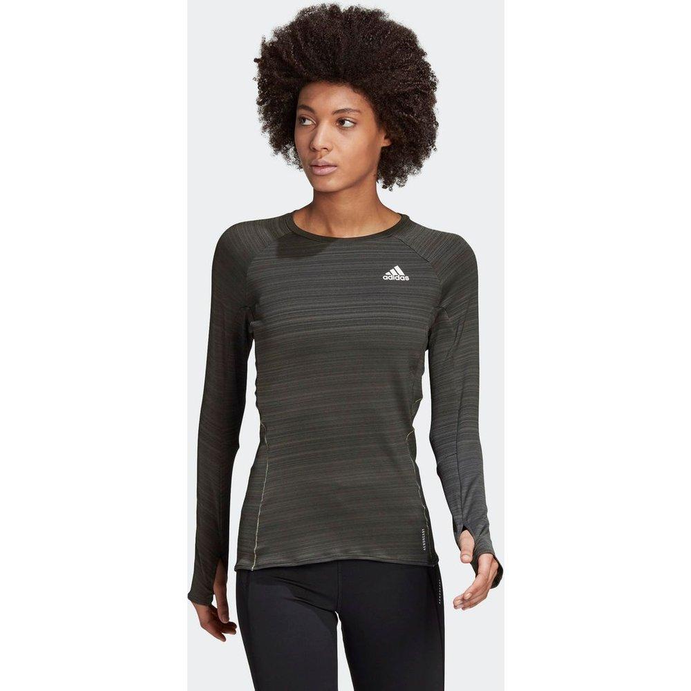 T-shirt Runner Long Sleeve - adidas performance - Modalova