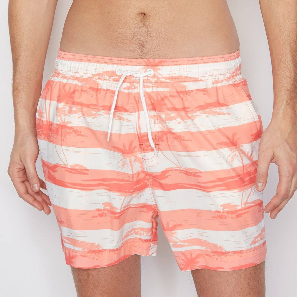 Short bermuda rayé - LA REDOUTE COLLECTIONS - Modalova
