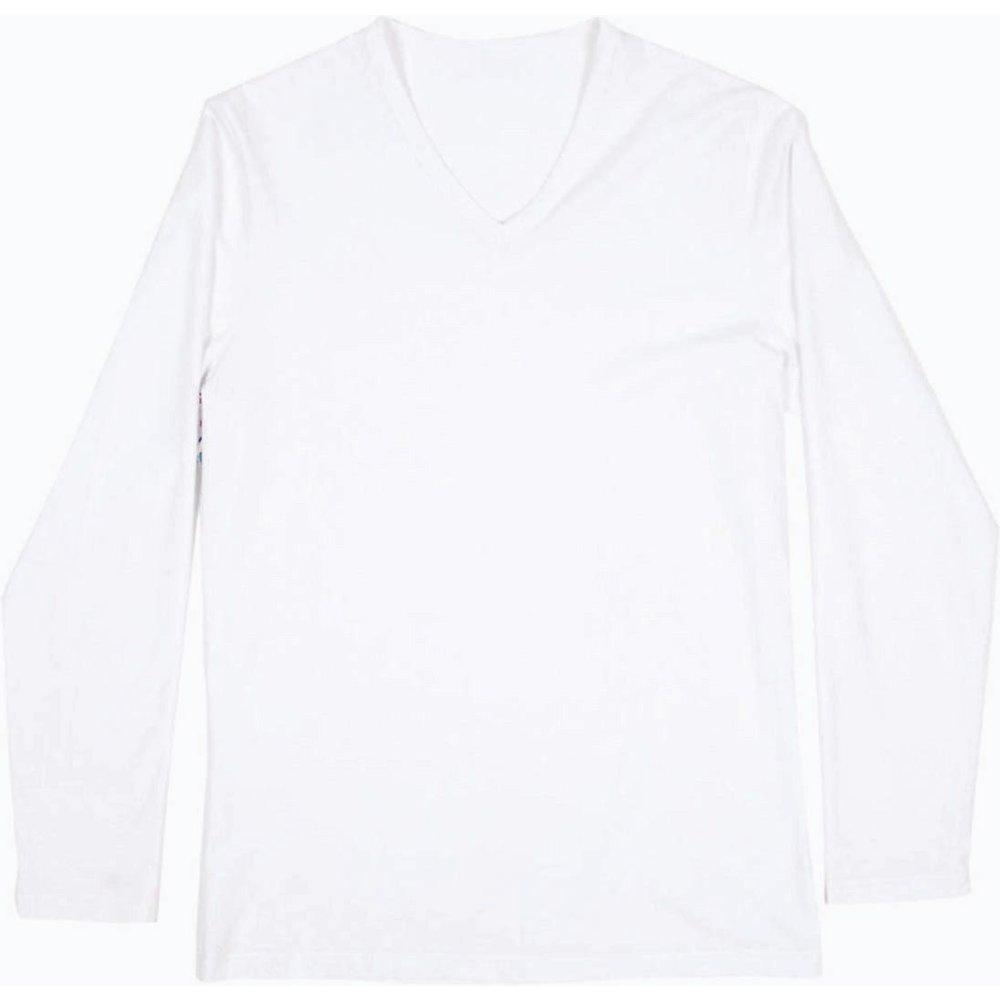T-shirt col V Classic - HOM - Modalova