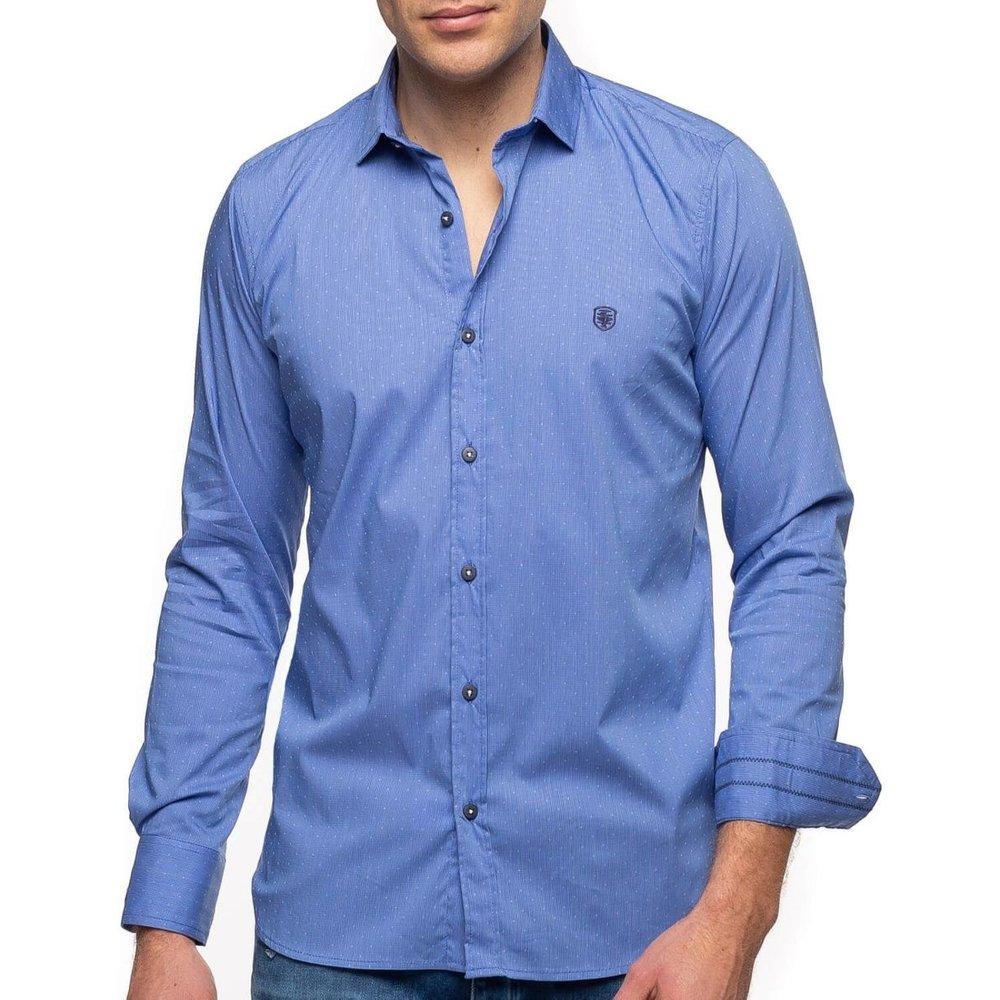 Chemise à petits carreaux - SHILTON - Modalova