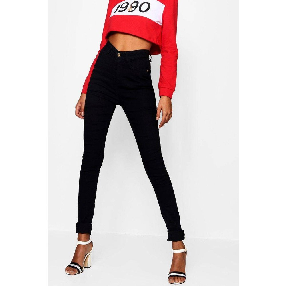 Jean slim Taille Standard - BOOHOO TALL - Modalova