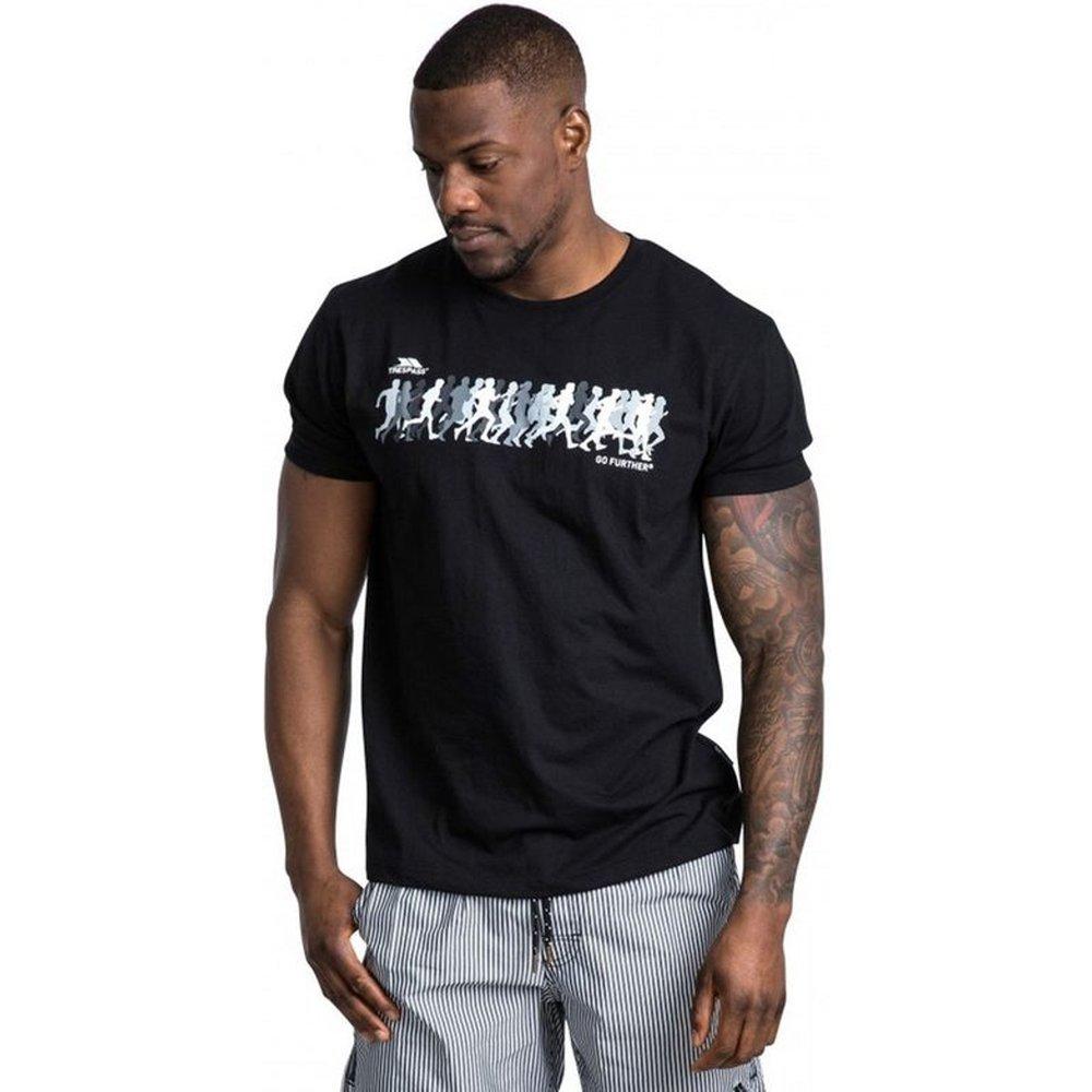 T-shirt à manches courtes HIKER - Trespass - Modalova