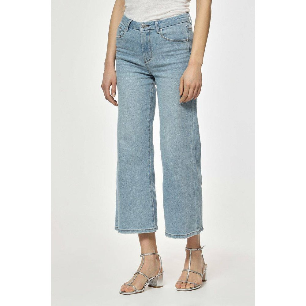Jean cropped flare - BEST MOUNTAIN - Modalova