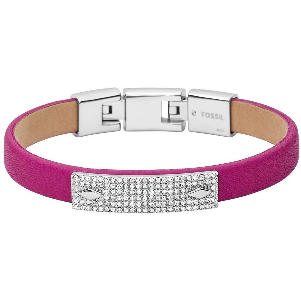 Bracelet Acier - Fossil - Modalova
