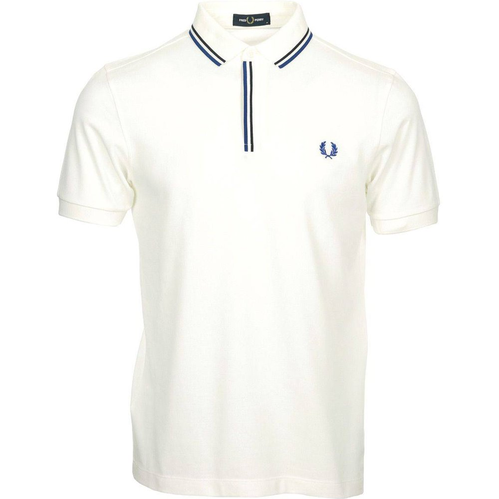 Polo Tipped Placket Polo Shirt - Fred Perry - Modalova