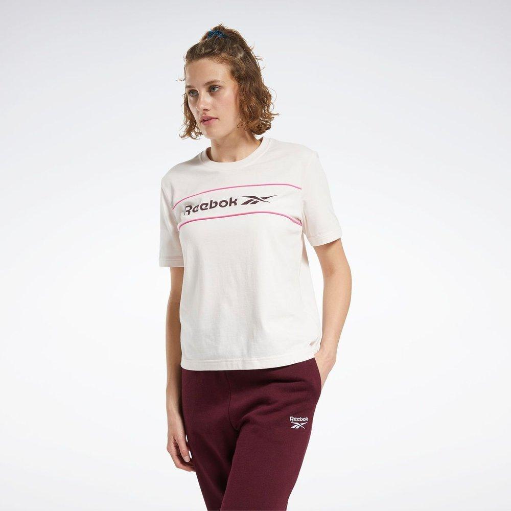 T-shirt Classics Linear - Reebok Classics - Modalova
