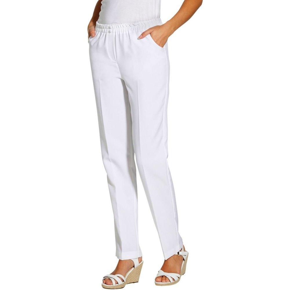 Pantalon élastiqué, entrejambe 78cm - CHARMANCE - Modalova